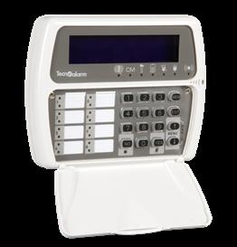 Tastiera LCDPROX1